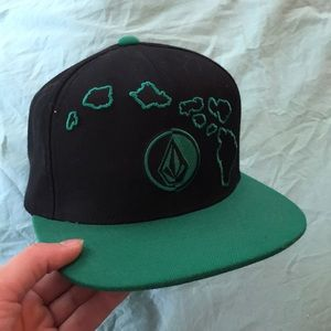 Volcom Hawaii Flat Brim Hat